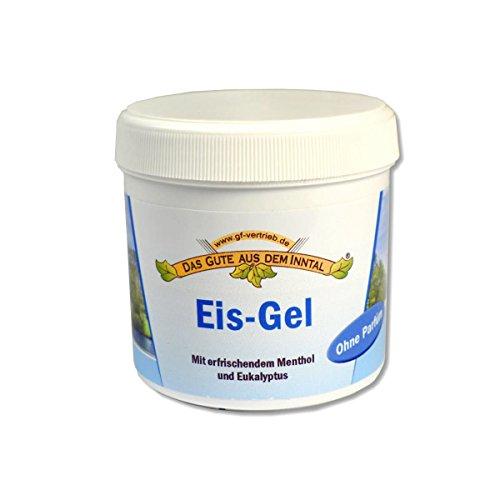 endem Menthol und Eukalyptus Kühlgel für alle Hauttypen geeignet Made in Deutschland 200 m ()