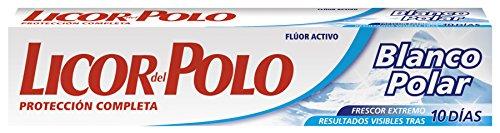 Licor del Polo Cr Blanco Polar Dentífrico