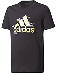 Tee-shirt pour garçon adidas Bos XL