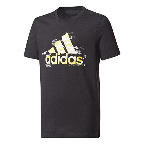 adidas Jungen BOS Shirt T, Black 116