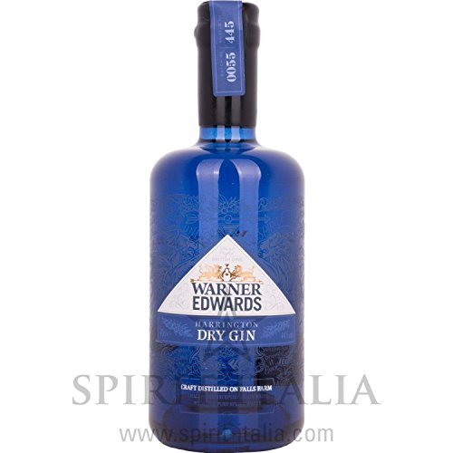 Warner Edwards Harrington Dry Gin 44,00 % 0.7 l.