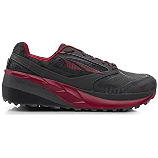 Altra Olympus 3 Mens ZERO DROP HIGH CUSHIONING Trail Running Shoes UK 12 Grey