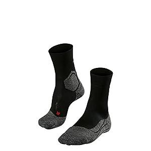 FALKE Herren RU3 Laufsocken – Funktionsfaser, 1 Paar, Versch. Farben, Größe 39-48 – Mit extra starker Polsterung, hohe Dämpfung, maximaler Komfort, feuchtigkeitsregulierend, schnelltrocknend,