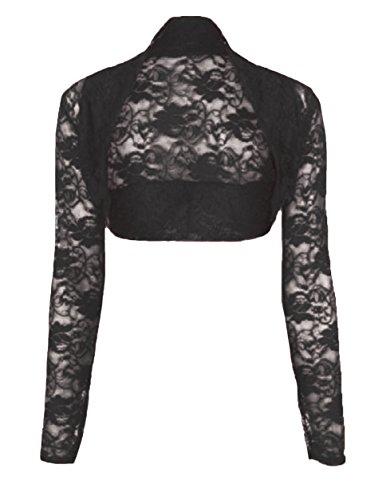 Generic - Boléro - Femme Taille Unique Noir
