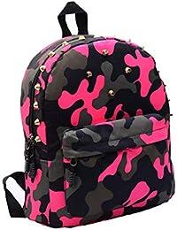 Bolsas, mochilas y alforjas YUHUS Home Mochilas de Personalidad Mochilas para niños en Edad Preescolar Que viajan Mochila pequeña Mochila Ciclismo