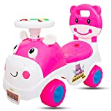 Baybee Hippo Race Kids Ride On Push Car for Toddlers Baby car Toy