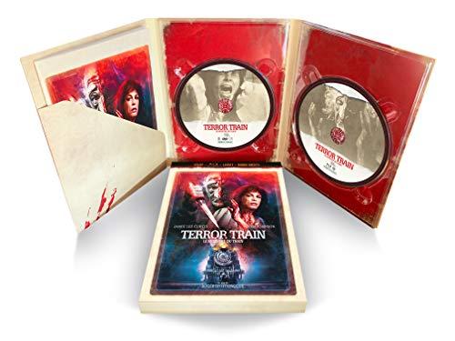 Image de Terror Monstre du Train [Édition Collector Blu-Ray + DVD + Livret]