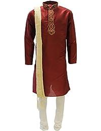 Kleidung & Accessoires Bollywood Sherwani Herren Indische Mode