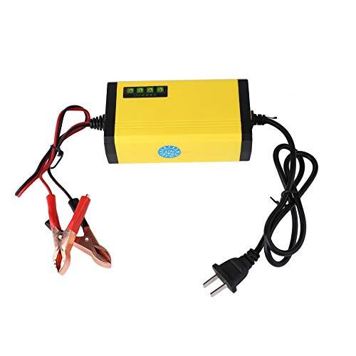 Ningbao Mini Portable 12V 2A Caricabatteria per auto Alimentatore Alimentatore per auto Smart Battery Caricabatterie LED Display