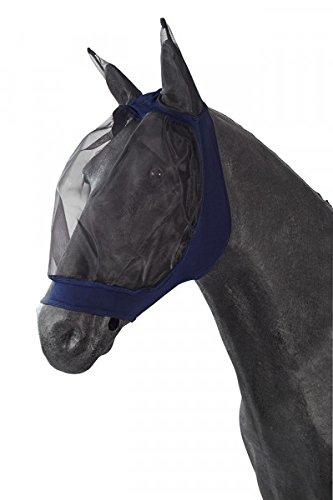 Pfiff Fliegen-Gesichtsmaske | Fliegenmaske für Pferde ohne Verschluss, in 4 Farben und 3 Größen verfügbar