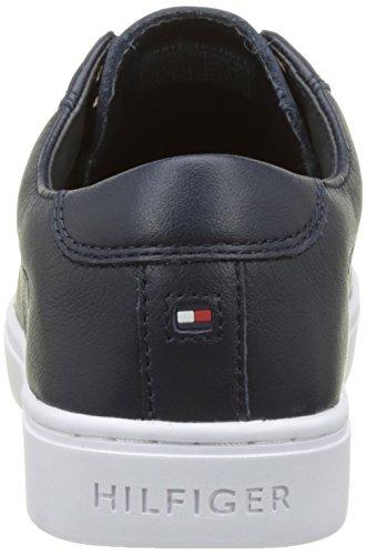 Sneaker Blu mezzanotte Tommy Basso 8a1 V1285enus Hilfiger 403 Donna xqwgnHP