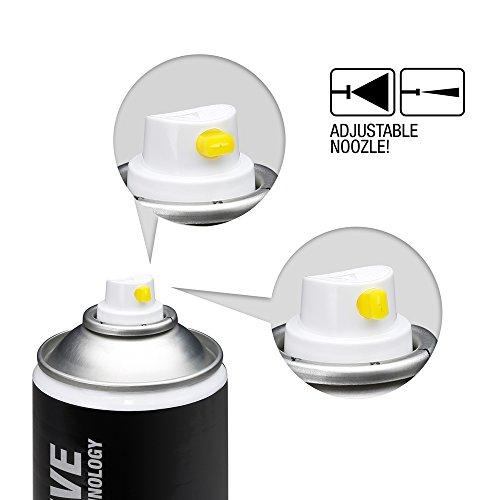 Adam Hall Hardware 01360 - Sprühkleber 500 ml Dose - 3