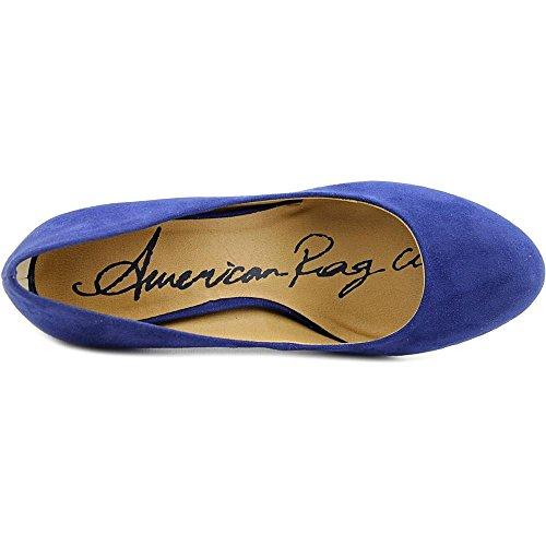 American Rag Felix Damen Rund Faux Wildleder Stöckelschuhe Summer Blue