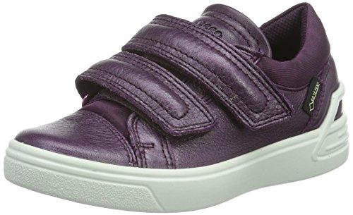 Ecco Ginnie, Baskets Basses Fille Violet (MAUVE59622)