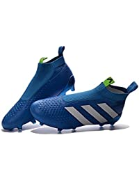 Andrew Zapatos de fútbol para hombre botas de fútbol ACE 16Purecontrol, hombre, azul real, 42
