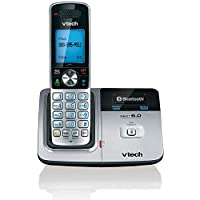 Vtech Digital Cordless Phone System with Bluetooth Wireless Technology - Silver [DS6311]