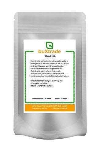 Chondroitin Pulver rein Chondroitinsulfat Sulfate VERSCHIEDENE GRÖßEN