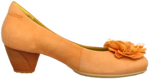 Think Luna 80150 Damen Pumps Orange (karotte 68)