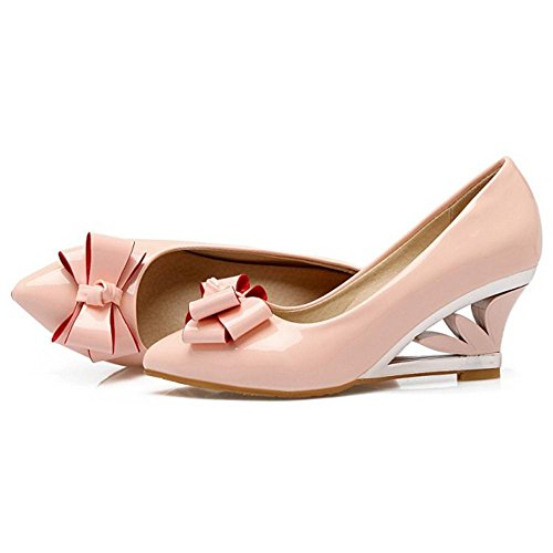 Escarpins Coolcept Wedge Mode Femmes pink q6OHtvn