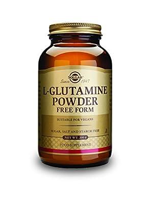 Solgar 200 g L-Glutamine Powder