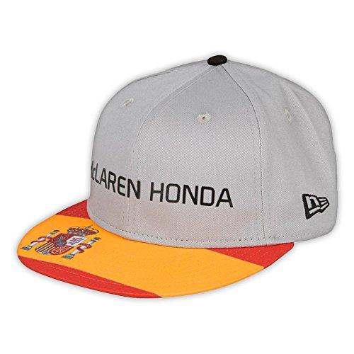 Master Lap Gorra Plana McLaren Honda Oficial GP España S/M
