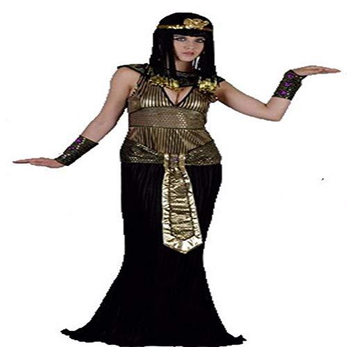Für König Erwachsene Bösen Kostüm - NiQiShangMao Ägypten Pharao Kostüme Für Halloween Party Erwachsene Kleidung Ägyptischen König Männer Purim Kostüm