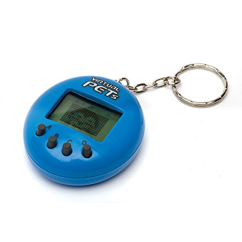 Virtual Pets Key Chain (Colours may Vary)
