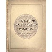Amazon it: Merletti di Burano: Libri
