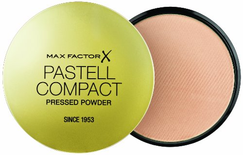 Max Factor Pastell Compact Powder Translucent Teint, 1er Pack (1 x 20 ml) (Translucent)