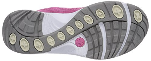 Timberland  Timberland Glow Series FTK_Trail Finder Hook & Loop Ox, Chaussures de running fille Rose - Pink (Pink)