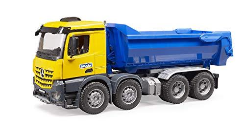 MB Arocs IKW - Camión volquete,  (Bruder...