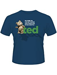 Plastic Head Ted Oh, Come On - T-shirt - Homme