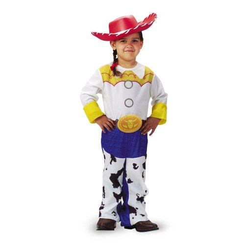 ?? Disney Toy Story - Jessie Toddler / Child Costume Disney Toy Story - Jessie infant / child costume Halloween Size: 3T-4T (japan ()