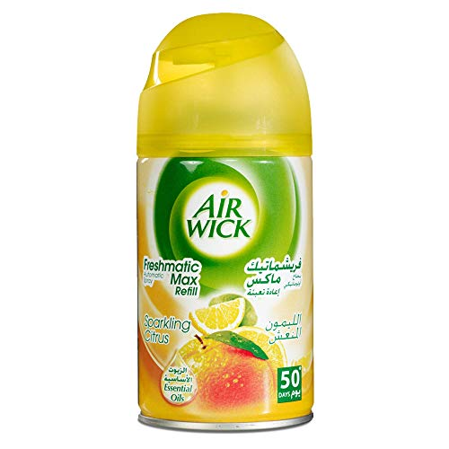 Airwick - Fresh Matic Recharge - Agrumes