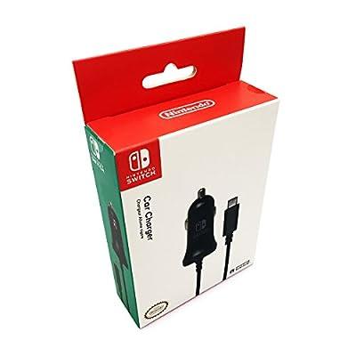 HORI Switch Car Charger (Nintendo Switch) from Hori (U.K.) Ltd.