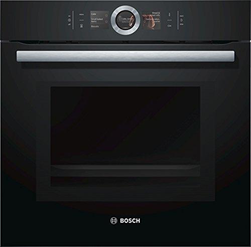 Bosch HMG6764B1 Serie 8 Backofen Elektro / A / 67 L / Assist-Funktion / PerfectRoast & PerfectBake / schwarz