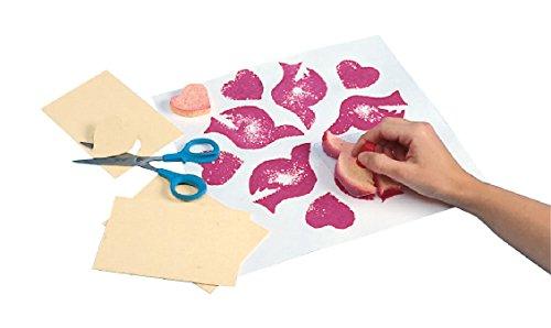Rueda Color Esponja comprimida Esponjas 2kg-8-inch