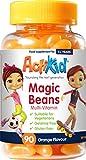 ActiKid Magic Beans Multi-Vitamin 90x Orange Flavour