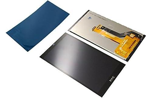 HTC Desire 530 LCD Display Touchscreen Glas Cover Scheibe Kleber Original Neu black/schwarz (Htc Black)