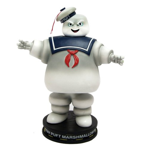 Factory Entertainment Fe408376 Stay Puft Marshmallow Man Mouvement Statue