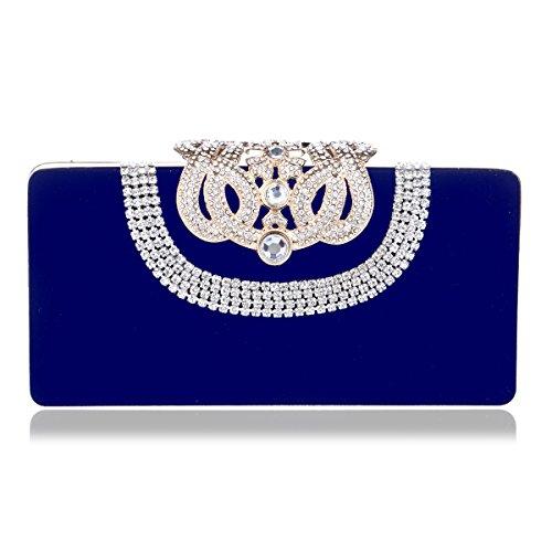 Mini pochette a righe borsetta ladies moda europea perla sera sacchetto sposa abito sera bag Messenger bag,Argento