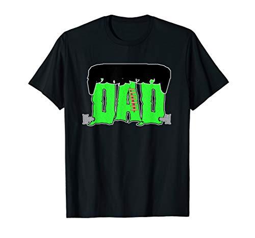 Cool Dad Kostüm - Lustig Halloween Dad Monster für Vater Cooles Kostüm T-Shirt