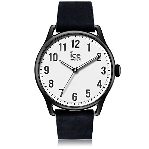 ICE-Watch Time Man Stopwatch Watch with White Dial Analogue Display - 13041