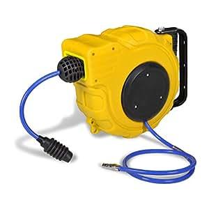 VidaXL 140332 Enrouleur automatique 10m