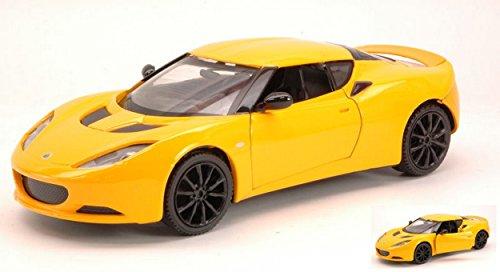 motormax-mtm79313y-lotus-evora-s-2012-yellow-124-modellino-die-cast-model