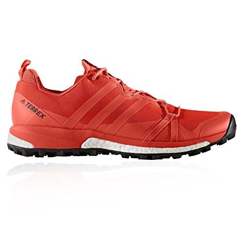 Rosso Bassi Trekking Agravic Da Adidas Terrex Uomo Aveva Rosso Scarpe 7 50 XR0fRHT