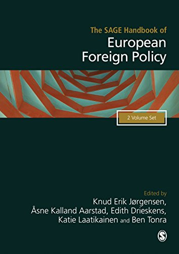 The SAGE Handbook of European Foreign Policy (English Edition)