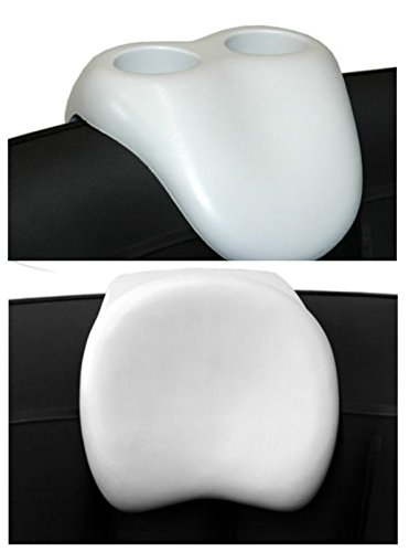 G Spa Bubble Spa, Aqua Spa, Whirlpool Komfort Set (Nackenstütze + Getränkehalter)
