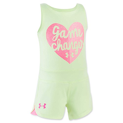 Under Armour Baby - Mädchen   T-Shirt  -  -  (Baby-mädchen Under Armour)