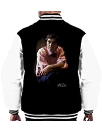 Martyn Goddard Official Photography - Bryan Ferry Roxy Music Men's Varsity Jacket